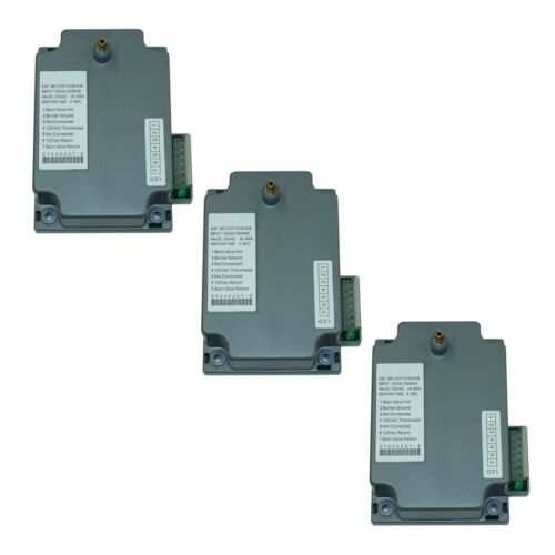 3 Pcs. Ignition Control Box for Huebsch, SQ Dryers - M406789P, M406881, M406934P