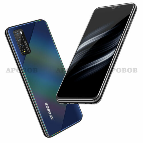 Android Phone - New Cheap A71 Dual SIM Android 9.0 Factory Unlocked 4Core Mobile Smart Phone 5MP