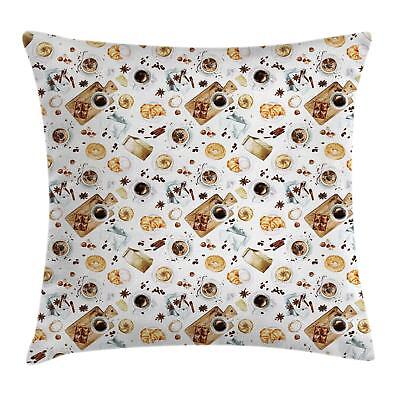 Kitchen Theme Throw Pillow Cases Cushion Covers Home Decor 8