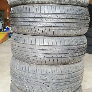 185/65R15 SECONDHAND TYRES Balcatta Stirling Area Preview
