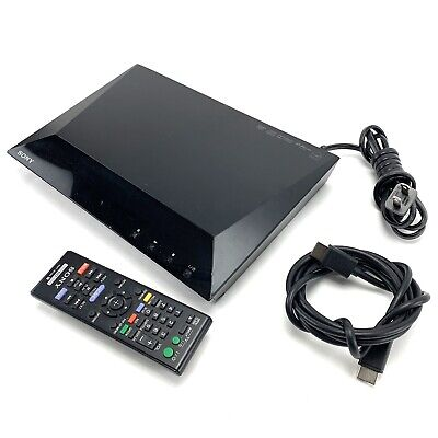 SONY BDP-S1100 Blu-Ray Disc DVD Player with Remote