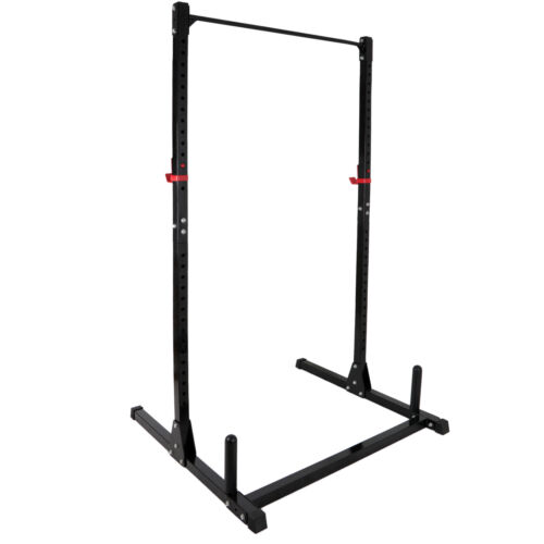 Lifting Rack Squat Bench Deadlift Curl Pull Up Gym Weight St
