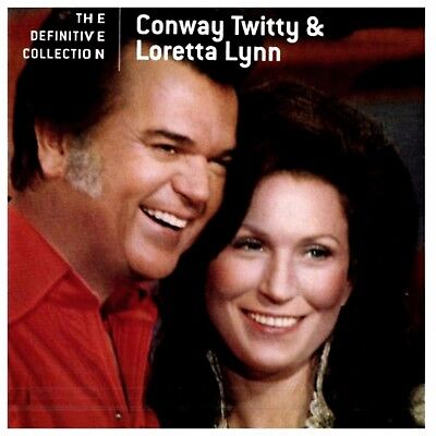 Loretta Lynn Songs - CONWAY TWITTY & LORETTA LYNN *  24 Greatest Hits   * All Original Songs * NEW CD