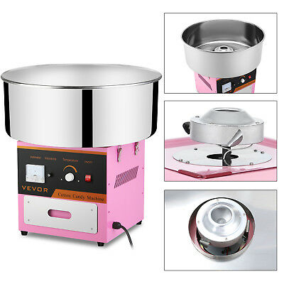 21commercial Cotton Candy Machine Sugar Floss Maker Party Carnival Electric