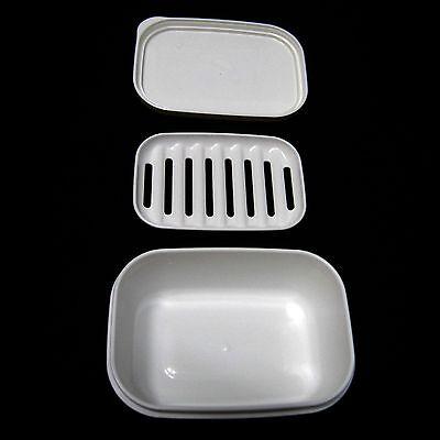Soap Case For Victoria New Sweden Eggwhite Facial Care Soap 50g Travel Holder