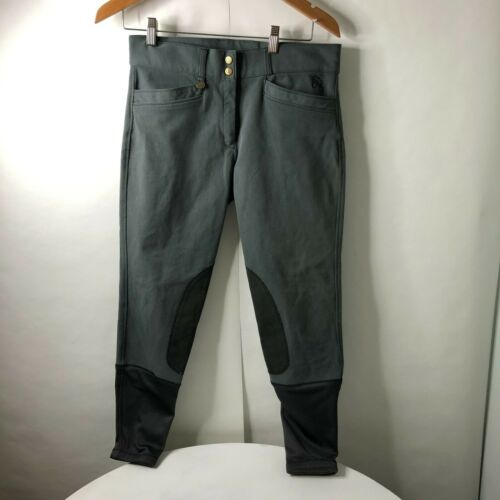 Ovation Breeches - Gray - Ladies 30R