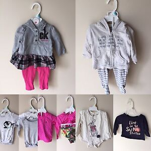 Lot of 6month girls clothes