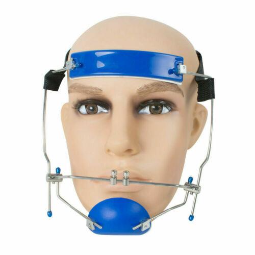 Dental Orthodontic Headgear Adjustable Stainless Steel Reverse-Pull Headgear