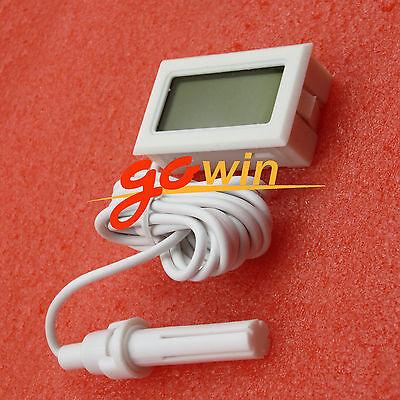 Mini Digital Lcd Humidity Temperature Meter Thermometer Hygrometer L1st