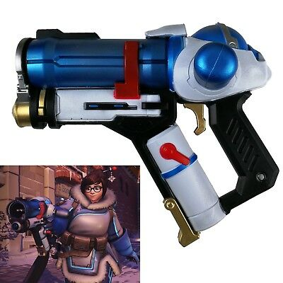 Overwatch Mei Foam Gun Freezer High Density Cosplay, Anime Gaming Cosplay Prop