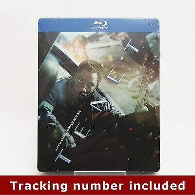 Tenet . Blu-ray Steelbook