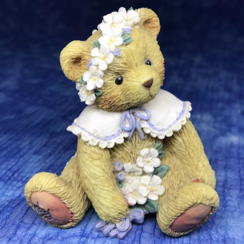 "Cherished Teddies MAY ""Friendship Is In Bloom"" 914797 By Enesco"