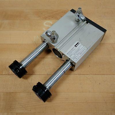 Parker P5t-j032dhse075 Pneumatic Slide Cylinder 32mm Bore 75mm Stroke - Used