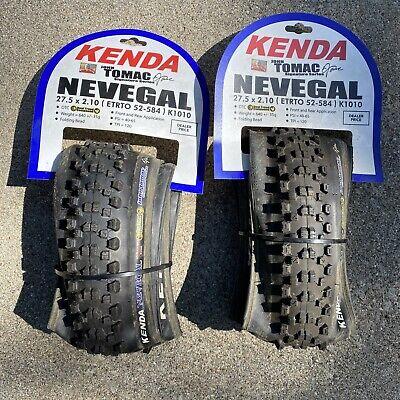 650b Kenda Nevegal John Tomac DTC Mountain Vélo Pneu 27.5 X 2.1