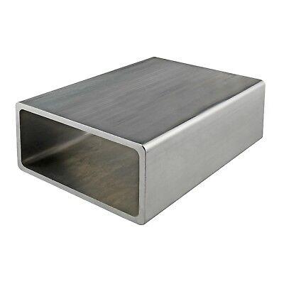 8020 Inc Mill Finish Aluminum 1.5 X 3 Rectangle Tube Part 8121 X 60 Long N