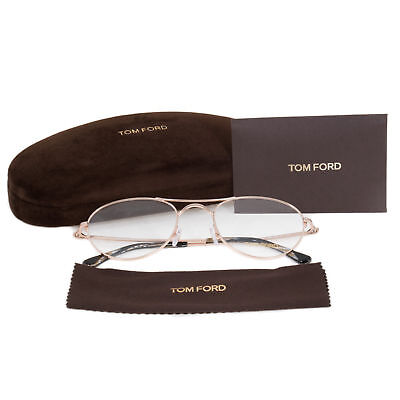 New Tom Ford Rx Eyeglasses - FT5331 GOLD 028 Authentic Italy $395.95 Unisex!