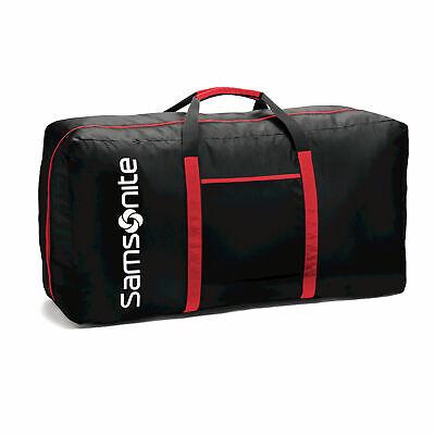 Samsonite Tote-A-Ton Duffle Bag Black/Red