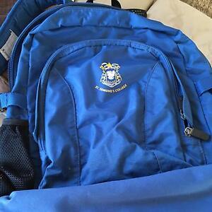 St Edmunds school bags Gowrie Tuggeranong Preview