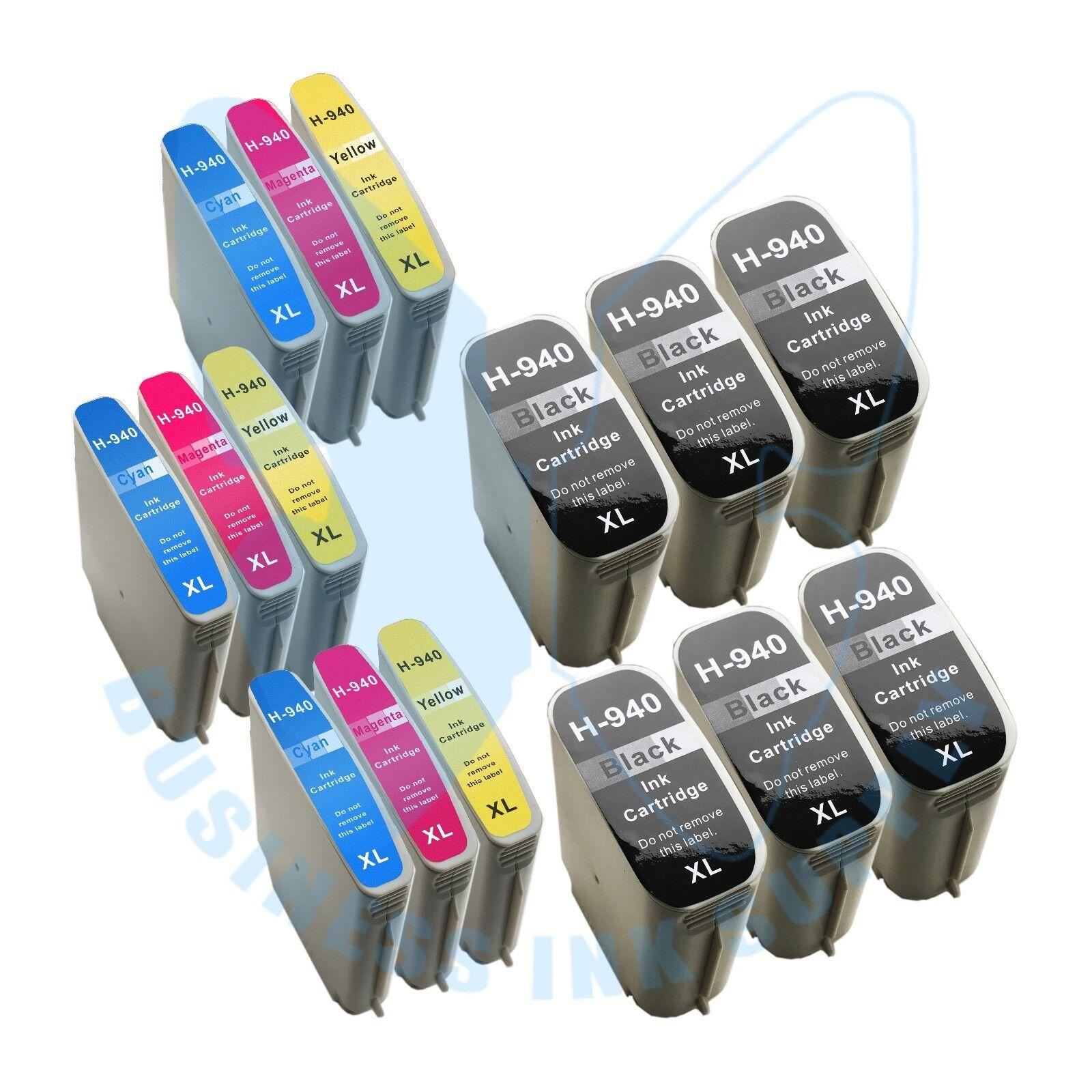 15 Pk 940xl 940 Ink Cartridges For Hp Officejet Pro 8000 ...
