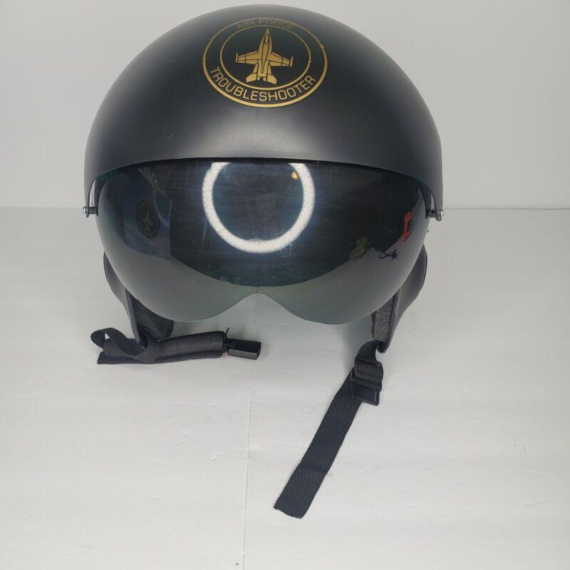 Airforce Troubleshooter Helmet - Used Great Shape - Original Box