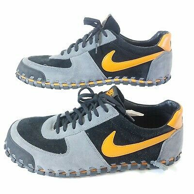 2008 Nike Lava Dome CI ACG Mens Black Grey Shoes Size 15 waffle sole orange (Lava Dome)