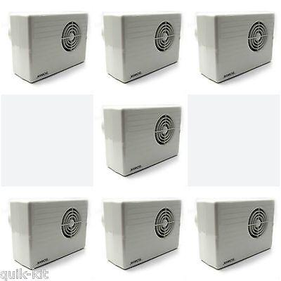 Manrose Cf200h Centrifugal Humidity Control Fan