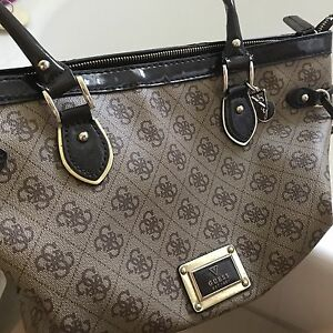 Brown GUESS Purse