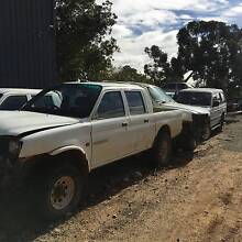 WRECKING ALL LATE MAKES AND MODELS OF 4WDS ETC Narrogin Narrogin Area Preview