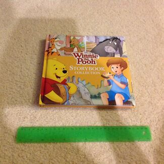 NEW Hardcover Winnie the Pooh storybook collection