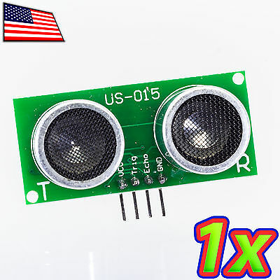 1x Us-015 Long Range 700cm Digital Ultrasonic Arduino Distance Sensor Module