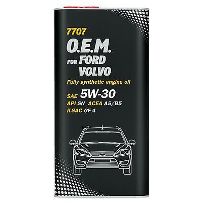 5w-30 Ford Spec Fully Synthetic Engine Ford Oil 5W30 WSS-M2C913-D ACEA A5/B5