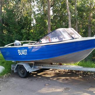 Runabout Dinghy 2003 30hp Yamaha Wanneroo Wanneroo Area Preview