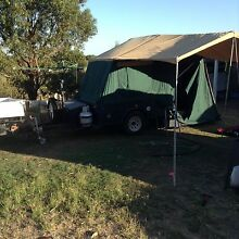2013 Pmx hard floor 4x4 off road camper trailer Clarkson Wanneroo Area Preview