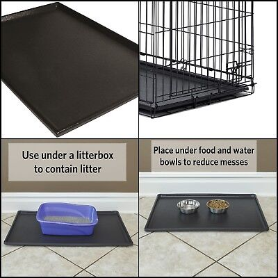 Dog Crate Tray 36x24 Replacement Pan Pet 36 Inch For Kennel Cage 36in Bed Screen