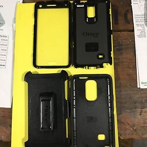 Samsung Galaxy Note 4 with Otter Box  Cambridge Kitchener Area image 2