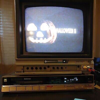 Halloween II - Beta - Betamax