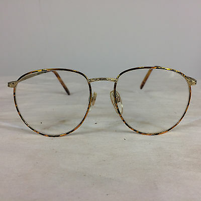 Vintage 80s 90s Office Corporate Reading Glasses Oval Retro Frames Nerd (90s Nerd Glasses)