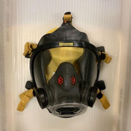 Scott AV3000 HT Firefighter SCBA Mask 5pt KevlarHeadnet Size Large