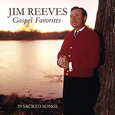 JIM REEVES * 29 Sacred Songs * Gospel Favorites * NEW CD  * All Original Songs Jim Reeves Songs