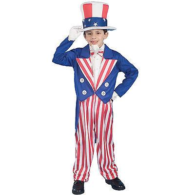 Uncle Sam Children Costume