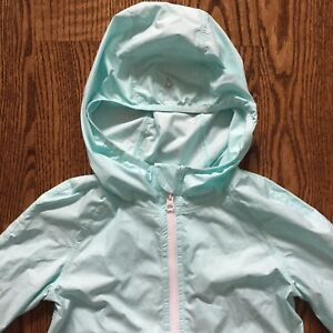 Ivivva wind breaker jacket