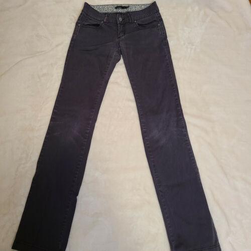 PrAna Bedford Canyon Pants Gray Size 0 Tall Inseam