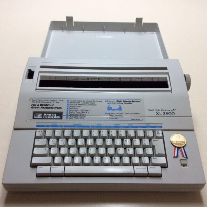SMC XL1900 Cartridges Smith Corona XL 1900 Typewriter Ribbons 6 Pack