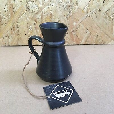 Vintage Prinknash Miniature Jug / Pitcher - 7.5cm - with tag Tag Jug