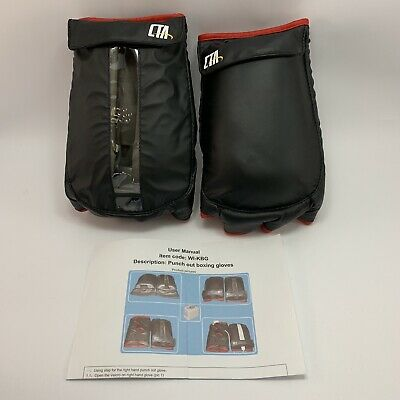 Nintendo Wii CTA Knockout Boxing Gloves