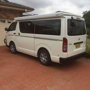 2011 Toyota Hiace Campervan Parkes Parkes Area Preview
