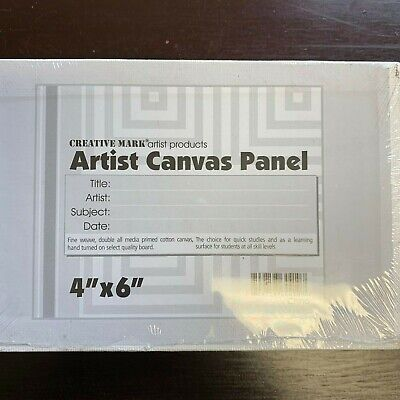 Creative Mark Canvas Panel - Creative Mark Artist Canvas Panel 4