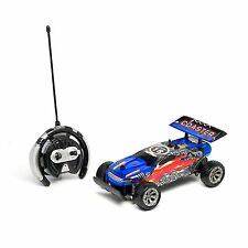 COBRA RC TOYS - DUST MAKER RC RACER - BLUE - 1:18 SCALE - WITH FULL WARRANTY