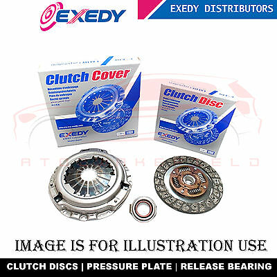 For Nissan 350 350z 3.5 Brand New Exedy 3 Piece Clutch Cover Disc Kit VQ35DE 03-