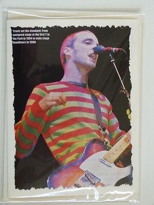 handmade greetings / birthday card TRAVIS 2000 cutting 2000 Greetings Cards